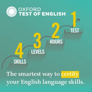 Oxford Test of English language Today Forli Faenza